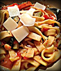 Country Pasta Minestrone Soup