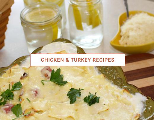 Chicken & Turkey Recipes